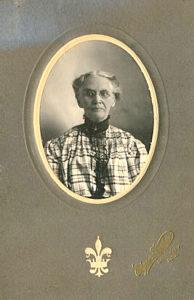 Sarah Jane Grant Britton Zink, 1839-1912