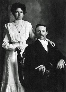 Myra and John Nelson.